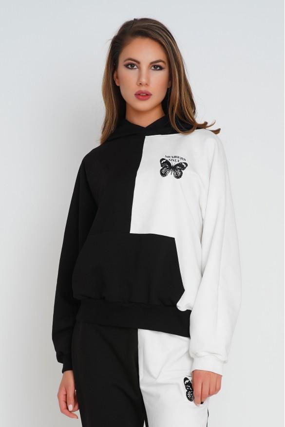 AMARINE x ABOVE ET BELOW hoodie