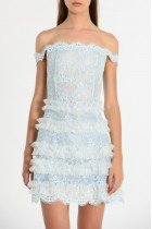 ADALINE lace bustier