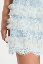ADALINE lace skirt