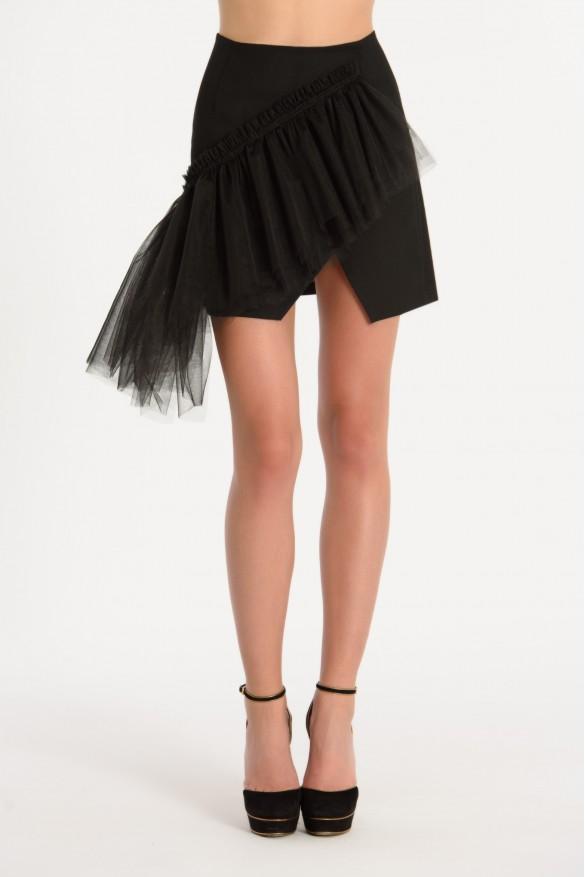 EVIE wrap skirt